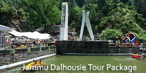 jammu dalhousie tour package